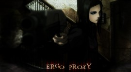 Ergo Proxy Image Download