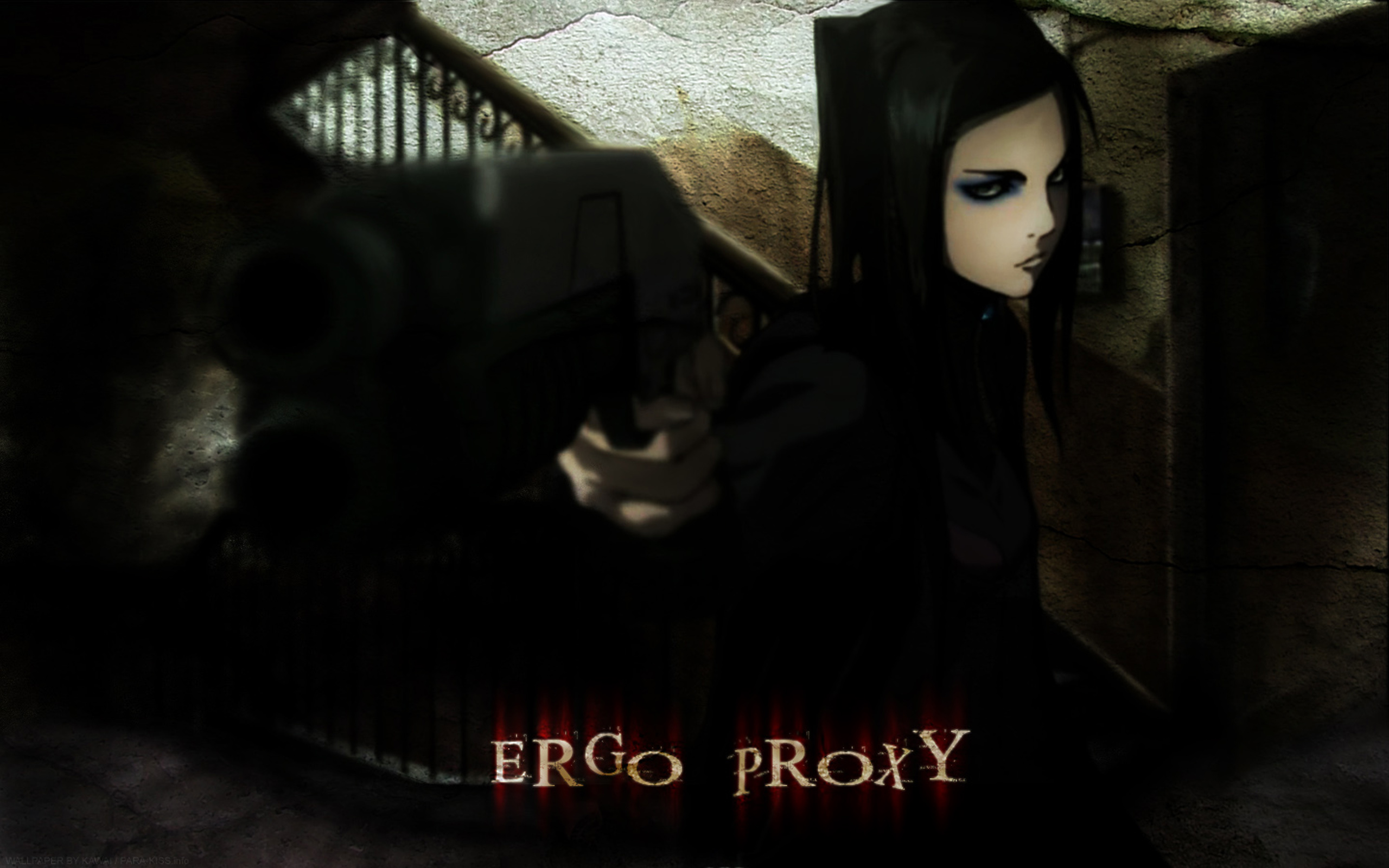 Ergo Proxy Wallpapers High Quality | Download Free