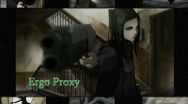 Ergo Proxy Wallpaper For PC