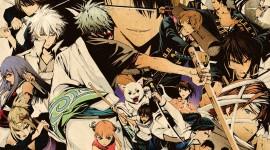Gintama Desktop Wallpaper