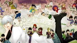 Gintama Wallpaper 1080p