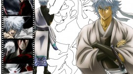 Gintama Wallpaper For PC