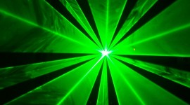 Green Light Wallpaper