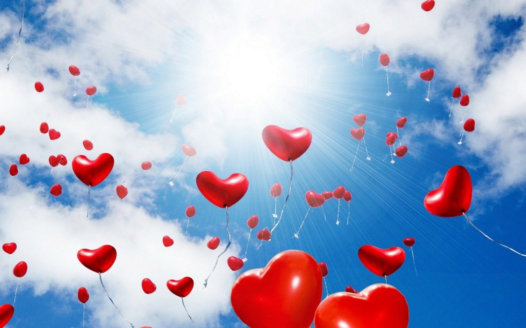 Hearts In The Sky wallpapers HD