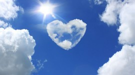 Hearts In The Sky Photo Download