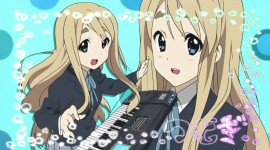 K-On! Aircraft Picture
