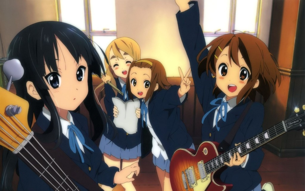 K-On! wallpapers HD