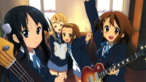 K-On! wallpapers high quality