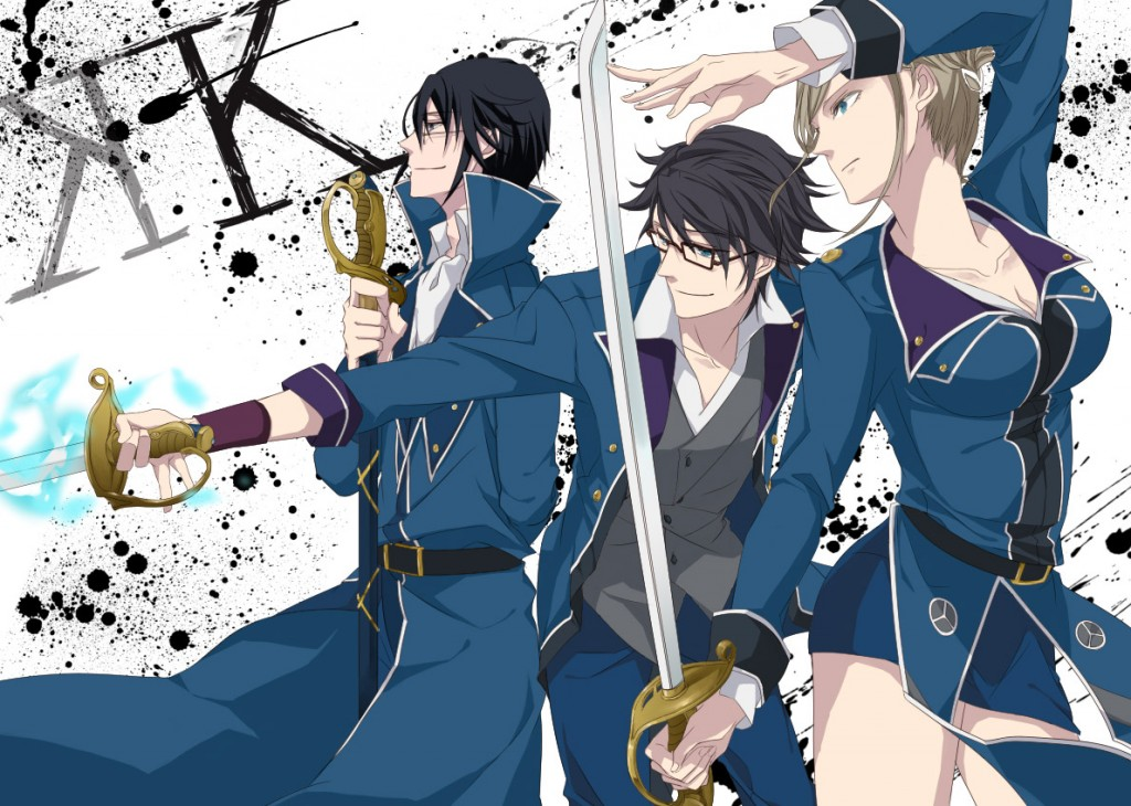 K-Project wallpapers HD