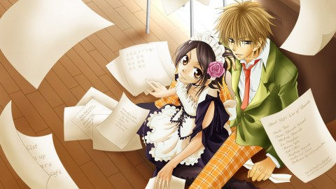 Kaichou Wa Maid-Sama ! wallpapers high quality