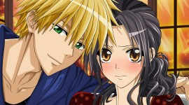 Kaichou Wa Maid-Sama ! Wallpaper