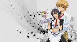 Kaichou Wa Maid-Sama ! Wallpaper Download