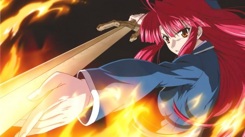 Kaze No Stigma wallpapers high quality