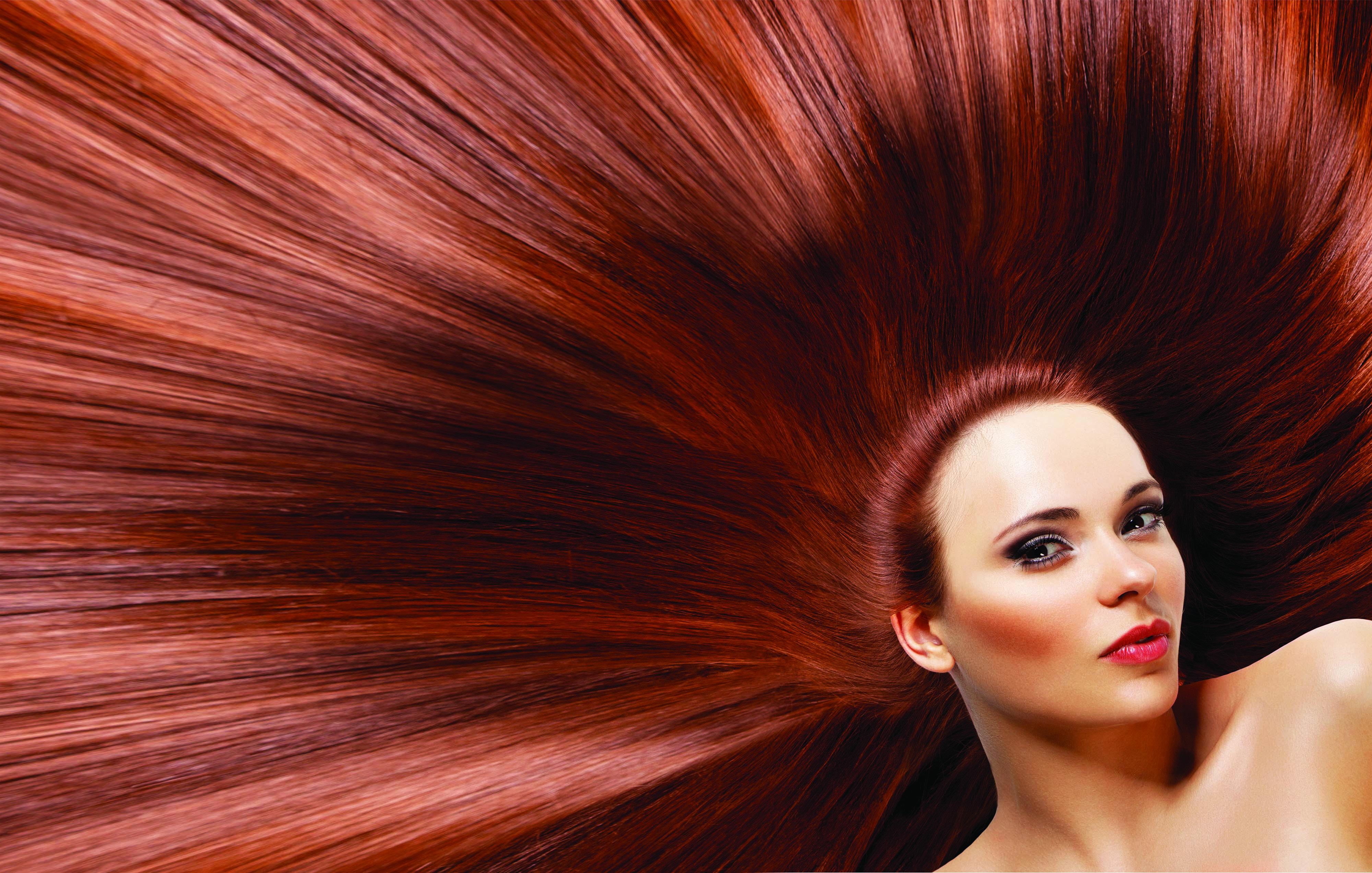 Выпрямление волос в домашних условиях без утюжков и без фена