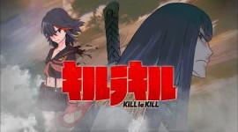 Kill La Kill Desktop Wallpaper