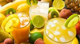 Kiwi Juice Desktop Wallpaper For PC