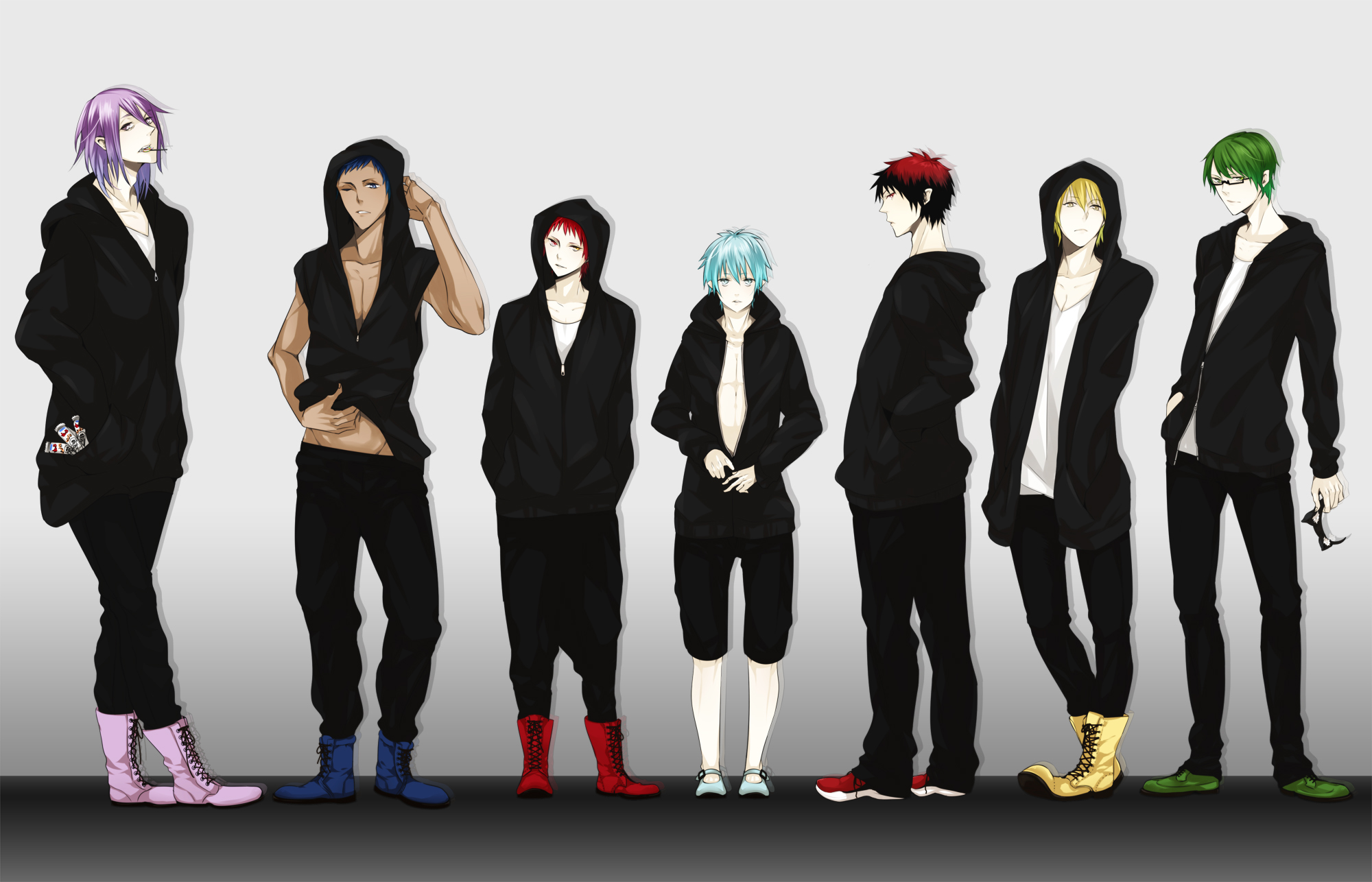 Kuroko no basuke wallpapers high quality download free kuroko no basuke wallpapers voltagebd Gallery