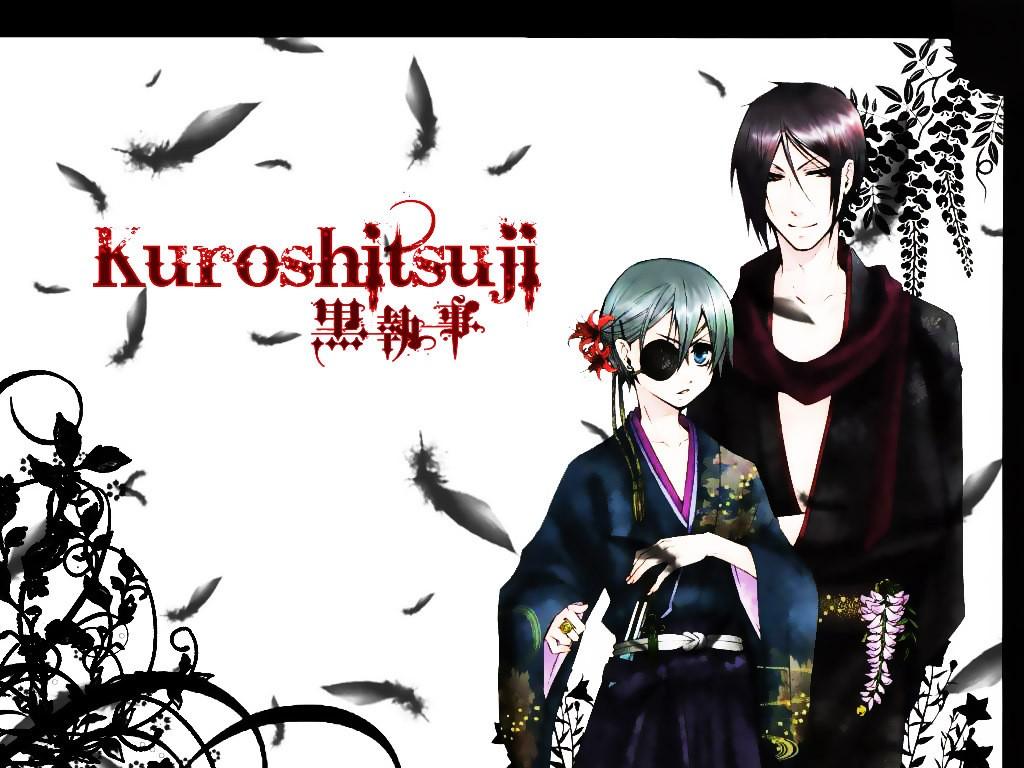 Kuroshitsuji wallpapers HD