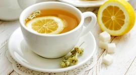 Lemon Tea Best Wallpaper