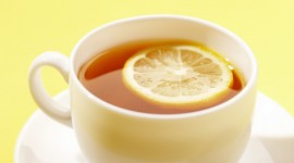 Lemon Tea Wallpaper 1080p