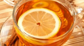 Lemon Tea Wallpaper Download