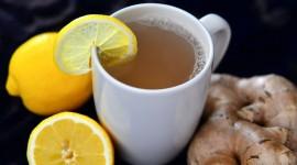 Lemon Tea Wallpaper For Desktop