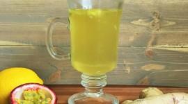 Lemon Tea Wallpaper For Mobile