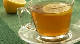 Lemon Tea Wallpaper For PC
