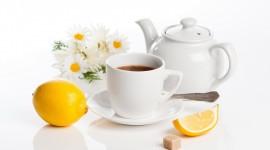 Lemon Tea Wallpaper Free