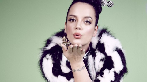 Lily Allen wallpapers high quality