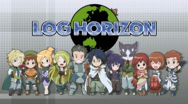 Log Horizon Desktop Wallpaper For PC