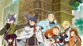 Log Horizon Wallpaper For Desktop