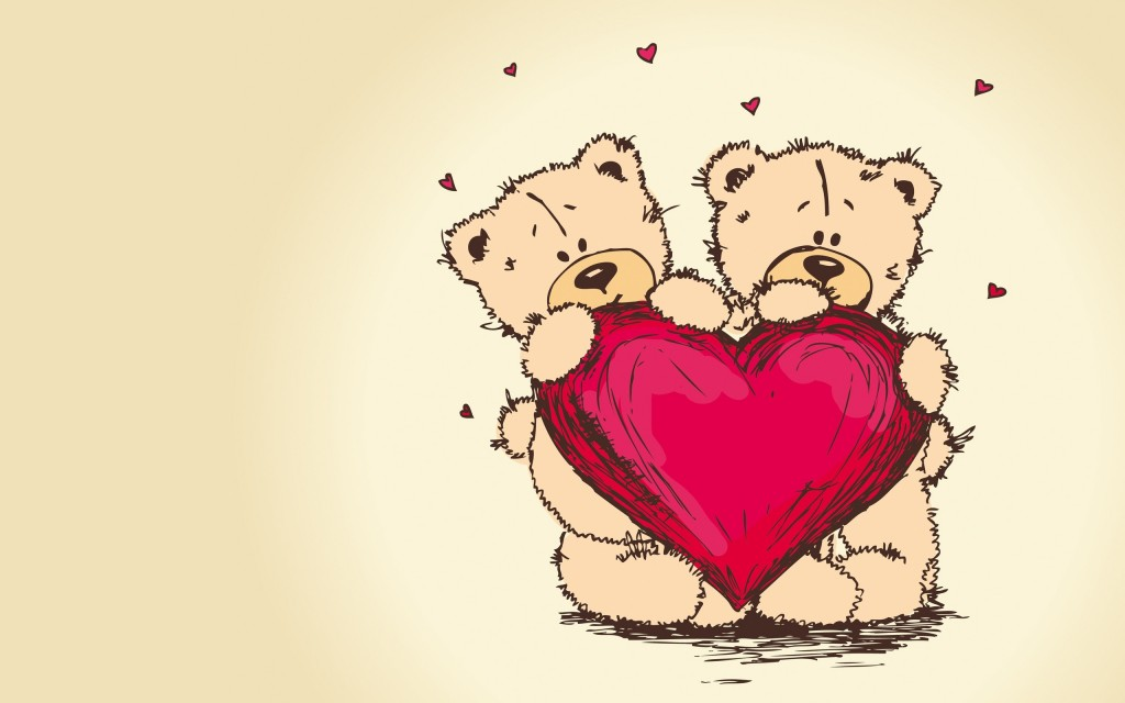 Love Bears wallpapers HD