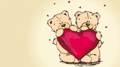 Love Bears wallpapers high quality