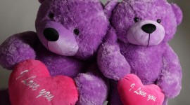 Love Bears Desktop Wallpaper