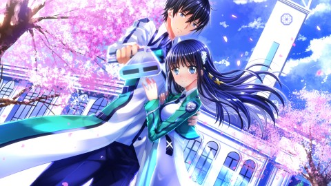 Mahouka Koukou No Rettousei wallpapers high quality