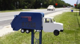 Mailboxes Desktop Wallpaper
