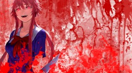 Mirai Nikki Wallpaper Download Free