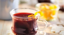 Mulled Wine Desktop Wallpaper HD