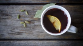 Mulled Wine Wallpaper