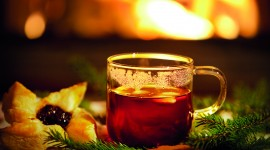 Mulled Wine Wallpaper Free