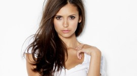 Nina Dobrev Desktop Wallpaper HD