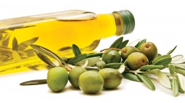 Olive Oil Wallpaper