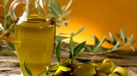 Olive Oil Wallpaper For IPhone