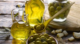 Olive Oil Wallpaper Free