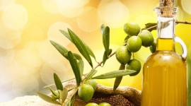 Olive Oil Wallpaper Full HD