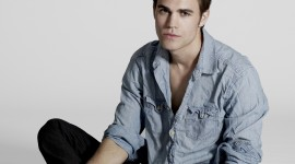 Paul Wesley Wallpaper High Definition