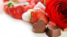 Strawberry Love Photo