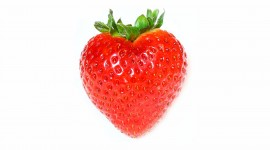 Strawberry Love Photo Download