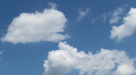 The Unusual Shape Of The Clouds Photo#2
